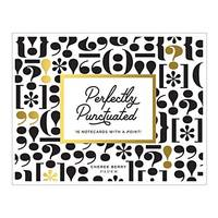 Perfectly Punctuated Greeting Assortment Notecards