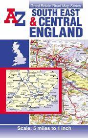 A-Z South-East and Central England