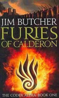image of Furies of Calderon (Codex Alera 1)