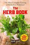 image of HERB BOOK: The Most Complete Catalog Of Herbs Ever Published (new edition)