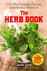 image of The Herb Book: The Most Complete Catalog of Herbs Ever Published