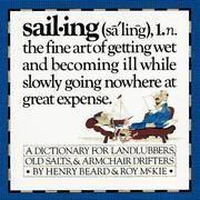 Sailing; a Sailor's Dictionary