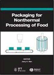Packaging for Nonthermal Processing of Food (1st Edition)