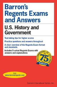 U. S. History and Government