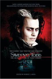 Sweeney Todd: The Demon Barber of Fleet Street, US & Canada Ed