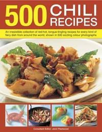 500 Chili Recipes