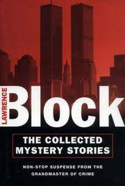 THE COLLECTED MYSTERY STORIES by  Lawrence Block - Hardcover - 2nd Ed - 2000 - from Murder By The Book (SKU: 013163)