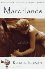 MARCHLANDS: A Novel