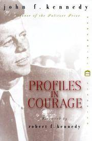 image of PROFILES IN COURAGE, Memorial Edition