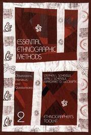 Essential Ethnographic Methods #2 Observations Interviews and Questionnaires