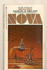 Nova by  Samuel R Delany - Paperback - 3rd Edition - 1980 - from Squirrel Away Books (SKU: 015652)
