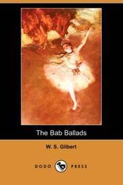 image of The Bab Ballads (Dodo Press)