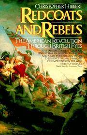 Redcoats and Rebels: The American Revoultion Through British Eyes