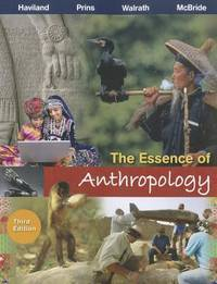 The Essence of Anthropology by  Harald E. L  William A.; Prins - Paperback - from Lexington Books Inc and Biblio.com