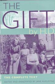 The Gift by H.D.: The Complete Text