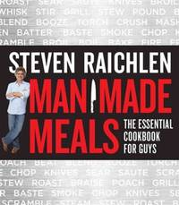 Man Made Meals: The Essential Cookbook F