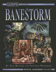 GURPS Banestorm (GURPS 4th Edition Roleplaying)