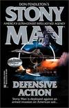 image of Stony Man: The Slingshot Project   (DEFENSIVE ACTION    #60 / ROGUE STATE   #61)