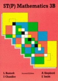 ST(P) Mathematics 3B Second Edition: Bk. 3B