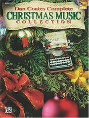 Dan Coates Complete Christmas Music Collection (Easy Piano)