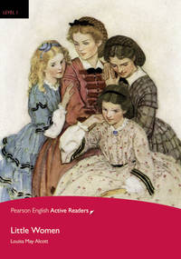 L1: Little Women Book & M-ROM Pack (Pearson English Active Readers, Level 1)