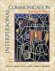image of Interpersonal Communication: Relating to Others (with Interactive Companion CD-ROM) (3rd Edition)