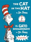 image of The Cat in the Hat/El Gato Ensombrerado: Bilingual Edition (Classic Seuss) (Spanish Edition)