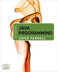 Java Programming (Introduction to Programming)