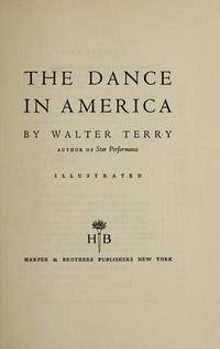 image of The Dance in America (Revised Edition)