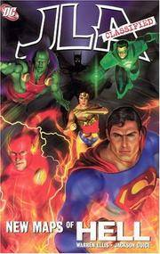 New Maps of Hell [Justice League of America Classified]