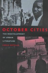 October Cities: The Redevelopment of Urban Literature