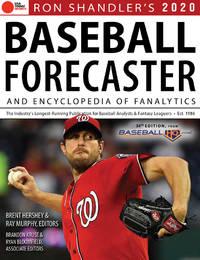 Ron Shandler's 2020 Baseball Forecaster: & Encyclopedia of Fanalytics