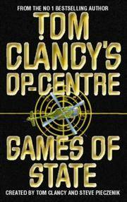 image of Games of State (Tom Clancy's Op-centre S.)