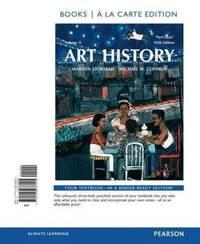 image of Art History Volume 2 -- Books a la Carte (5th Edition)