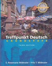 Treffpunkt Deutsch: Grundstufe (3rd Edition)