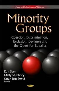 how are minority groups represented in Minorities aren't well represented in environmental groups, study says minorities also remain or even the diversity of groups we represent in our work to.
