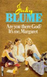 image of Are You There God? It's Me, Margaret (Piccolo Books)