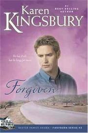 Forgiven (Firstborn Series #2)