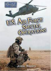 U.S. Air Force Special Operations (U.s. Armed Forces Series)