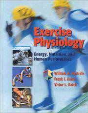 image of Exercise Physiology: Energy, Nutrition, and Human Performance