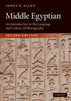 image of Middle Egyptian: An Introduction to the Language and Culture of Hieroglyphs
