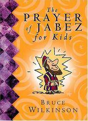 image of The Prayer of Jabez for Kids