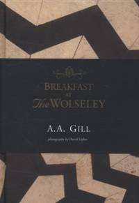 Breakfast at the Wolseley Gill, A.A.