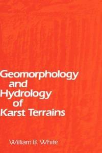 Geomorphology and Hydrology of Karst Terrains