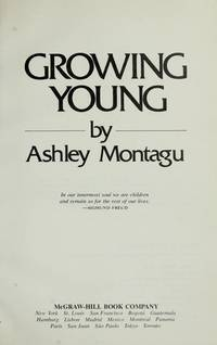 image of Growing Young