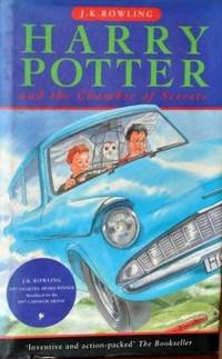 Harry Potter and the Chamber of Secrets *Canadian edition 13th printing*