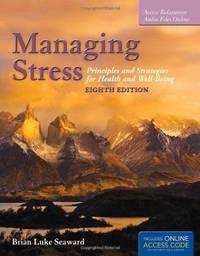 MANAGING STRESS-TEXT