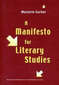 A Manifesto For Literary Studies