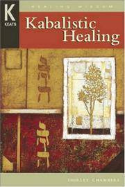 image of Kabalistic Healing (Healing Wisdom)