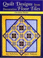 QUILT DESIGNS FROM DECORATIVE FLOOR TITLES.